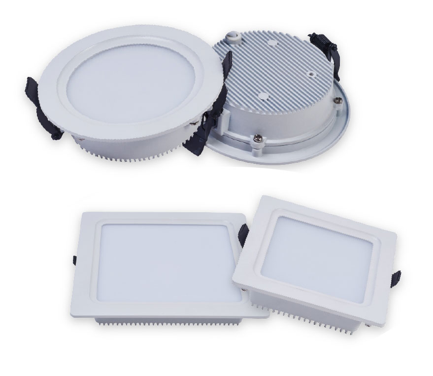 LED Direct Panel Light LED Direct Panle Light  P2040 8W 12W 20W