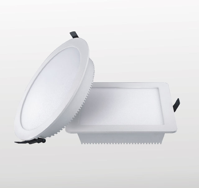 LED Direct Panel Light LED Direct Panle Light  P2050 12W 18W 24W